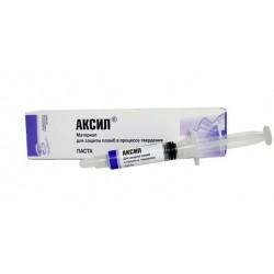 Аксил 5 г - защитная паста д/пломб. из композитов