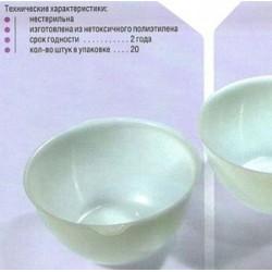 Чаша для мытья зубных протезов