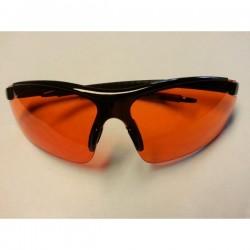 Очки защитные Schutzbrillen 14.003 (оранжев.) материалы и принадлежности расходные стоматологические