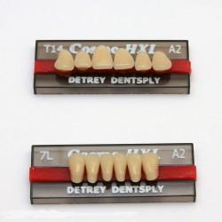 Зубы акриловые Cosmo HXL по шкале Vita(передние верхние и нижние)