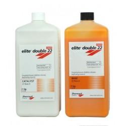 А-Силикон ELITE DOUBLE 22 Fast материал для дублирования моделей 1кг 1кг арт. С400834