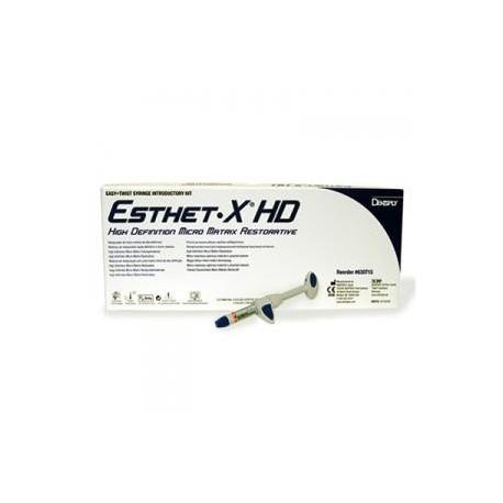 Материал реставрационный микроматричный Esthet-X шприц А2-0 арт. 630675