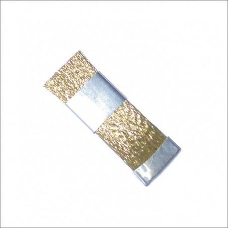 Щеточка латунная для чистки боров (инструмента)