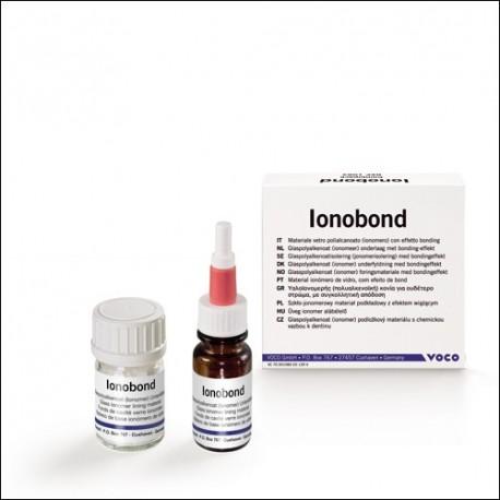 Ионобонд Ionobond материал СИЦ прокладочный (10 г + 15 мл), арт. 1083
