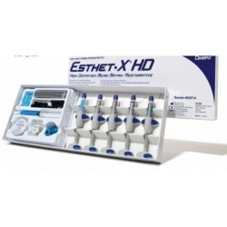 Esthet-X HD: вводный набор Esthet-X HD в шприцах (Esthet-X HD Syringes Intro Kit) арт. 630715