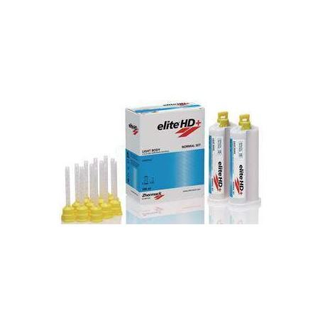 Elite H-D Regular Body Normal Sett. материал коррегир. А-силикон ручного смеш.,2х90 мл арт. C203025
