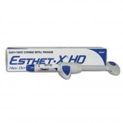 Материал реставрационный микроматричный Esthet-X шприц А3 арт. 630659