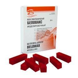 Воск моделировочный красный Беловакс-М 65г